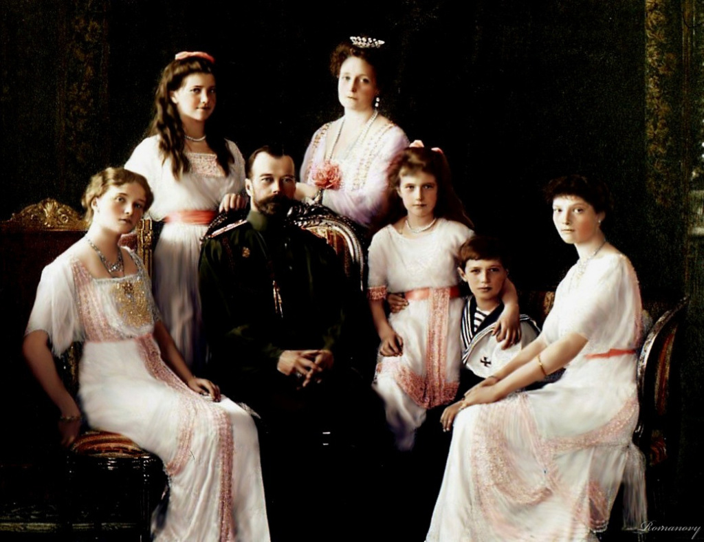 Royal House of Romanov Most Famous Identity Theft Case
