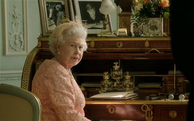 HM Queen Elizabeth II Prince Gerald Duke of Sutherland Identity Case