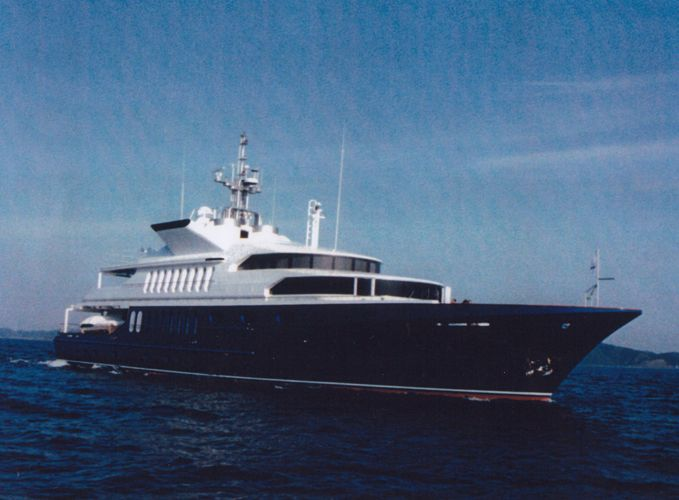 British Registry of Ships Biggest Super Yachts Fraud Heist Case